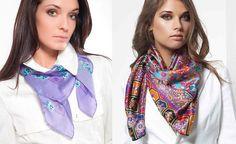 Модницы оценят! Способы, как красиво завязать шарф
