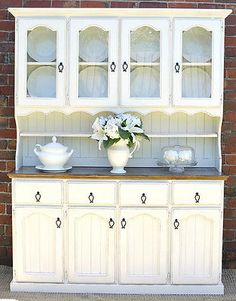 Lovely Kitchen Hutch Cabinets Buffets