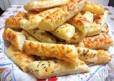 Túrós- sajtos rúd (élesztős) | Gazdagné Djinisinka Margit receptje - Cookpad receptek