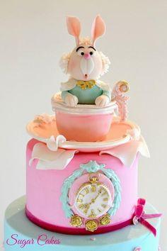 Alice in Wonderland... Baby Fantasy