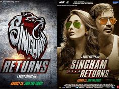 singham reaturns  ajay devgan and kareena kapoor