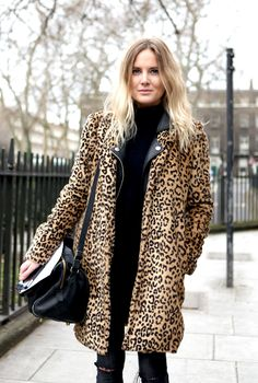 Street style: Lucy Williams at London Fashion Week — We The People