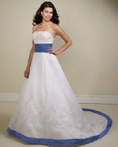 White And Royal Blue Wedding Dresses Keywords Royalblueweddings Royalblueandwhiteweddinggowns