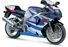 SUZUKI GSX-R750Y 2000