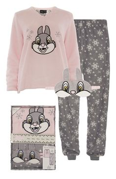 Pink Disney Thumper Gift Box PJ Set