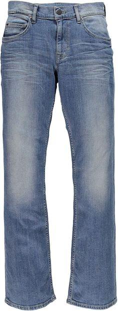 5-Pocket Jeans für jede Altersgruppe. Bequem geschnitten mit komfortabler Leibhöhe, am Fuß leicht ausgestellt, Reißverschluß. Die Jeans hat einen schönen, sehr weichen Denim und klassische Used-Effekte. 98 % Baumwolle, 2 % Elasthan....