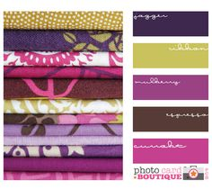 Teen girls bedroom?? (eggplant, yellow green, purple sunrise, chocolate brown and redish-purple)