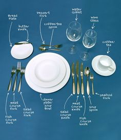 Table settings.  All you need to know.