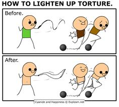 Cyanide and Happiness - Torture