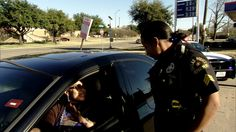 Deleted Scenes: Baby Prevents Driving Citation - Police Women of Dallas ...