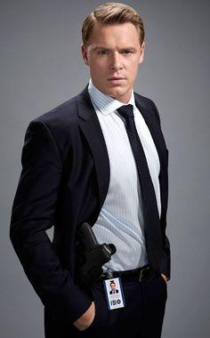 Donald Ressler (Diego Klattenhoff), The Blacklist  He is soo cute :3 ♥