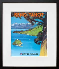 Hey, I found this really awesome Etsy listing at https://www.etsy.com/listing/174538098/lake-tahoe-wall-art-print-reno-vintage