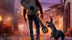 Disney•Pixar's Coco Cast Announced, New Poster Debuts