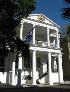 Charleston: South Carolina Society Hall