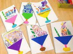 여름 활동 팥빙수 꾸미기 빙수 그릇 종이접기여름 미술활동 : 팥빙수 만들기 스케치북 활동으로 준비한 종... Halloween Crafts For Kids, Kids Crafts, Diy And Crafts, Arts And Crafts, Paper Animal Crafts, Paper Animals, Summer Ice Cream, Art N Craft, Arts Ed