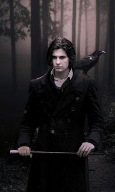 Character Image: Ben Barnes