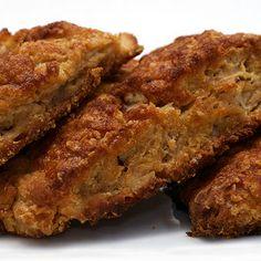 Cinnamon-Apple Scones