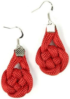 Paracord Jewelry Kit- Coin Knot Earrings | New Items | Prima Bead