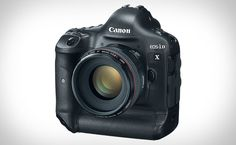 Canon 1D DLSR camera