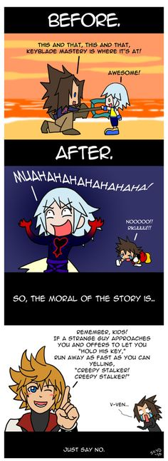 KHBBS - Just Say No. SPOILERS xD