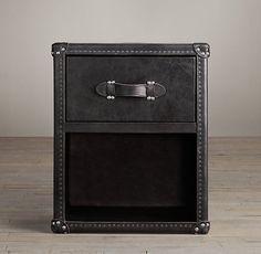 Mayfair Steamer Trunk 1-Drawer Cube...nightstand /?