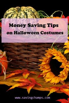 Halloween kicks off the holiday season. Here are some money-saving tips on Halloween costumes for kids. | save money on holiday; Halloween costumes ideas.