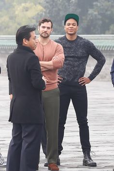 Henry Cavill News: 'Justice League' Cast In Beijing: Everything From Day 2