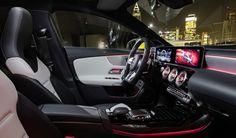 The Mercedes-AMG CLA 35 4MATIC