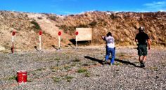 8 Reasons You Need Professional Help. Pro Shooter and Trainer Todd Jarrett has the class moving fast and trying to hit small steel plates. It's an enlightening experience!
