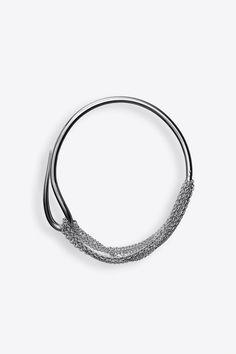 Hermès Licol necklace Maroquinerie, Horlogerie, Bracelet Hermès, Diy  Collier, Collier Pendentif, 39f9ebd5761