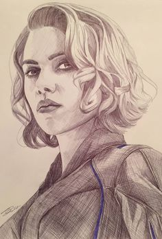 Natasha AoU final sketch by the-other-sam on DeviantArt