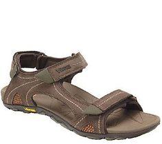 d75528927ad6 Vionic w  Orthaheel Men s Orthotic Leather Sport Sandals - Boyes