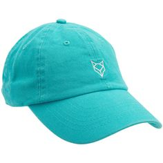 Aeropostale Prince & Fox Logo Adjustable Hat ($14) ❤ liked on Polyvore featuring accessories, hats, dreamy, aéropostale, aeropostale hat, adjustable hats, cotton logo hat and cotton hat