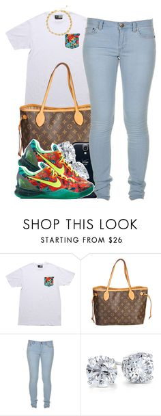 """This Is How We Roll- Fifth Harmony"" by polyvoreitems5 ❤ liked on Polyvore featuring Neff, Louis Vuitton, Samsung, Marc by Marc Jacobs, Blue Nile, tuleste market and NIKE"