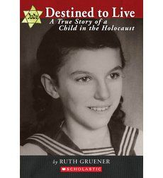 This memoir of life under Hitler's reign tells the story of one girl's struggle to survive the war in Poland and make it to America to start a new life.