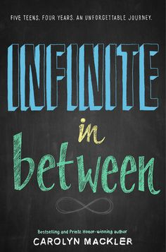 Cover Reveal: Infini