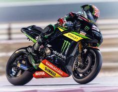 Day 2. P10. @johannzarcoofficial05 ✊️⚡️ #AllezJohann   @monsterenergy #Yamaha #RevsYourHeart #Tech3 #MotoGP #JZ5 #QatarTest
