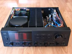 Sansui au g-99x amplifier