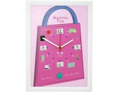 handbag clock