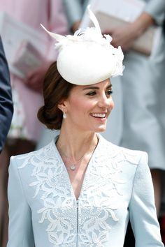 Definitive Proof That Kate Middleton's Jewelry Collection Got Better and Better in 2016