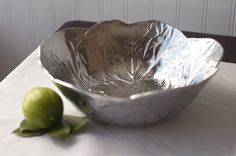 Old Town Imports Aluminum Serveware Lettuce Bowl - Medium {PRESALE ONLY}. $29.99 regularly $49.99