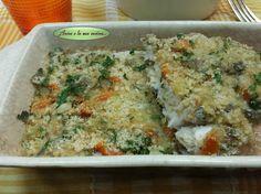 Il tortino di pesce spatola, è un buon secondo di pesce,buono, morbido e molto saporito, da preparare in base ai vostri gusti con provola o senza!