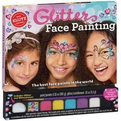 Free 2-day shipping on qualified orders over $35. Buy Glitter Face Painting at Walmart.com
