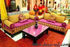ديكور صالونات مغربية روعة Moroccan Lounge, Moroccan Room, Moroccan Decor, Moroccan Style, Shabby Chic Buffet, Vintage Shabby Chic, India Decor, Oriental Decor, Design Salon