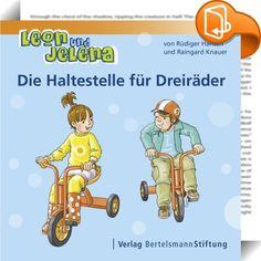 Leon und Jelena - Die Haltestelle für Dreiräder :: Die beiden Hauptfiguren Leon und Jelena gehen gemeinsam in den Kindergarten. Hier dürfen sie bei vielen Dingen des Alltags mitentscheiden und mithandeln, so zum Beispiel bei der Frage, wie man das Frühstück besser organisiert, oder wie man den Streit um die Dreiräder, die viele Kinder gleichzeitig benutzen möchten, löst. Dadurch lernen sie viel darüber, wie man eine Gemeinschaft so gestalten kann, dass alle zu ihrem Recht kommen. D...