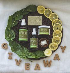 green beauty blog giveaway, skincare set giveaway, moksa organics skin care, tlv birdie blog, beauty blog giveaway usa,