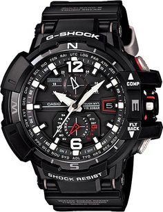 Mens G-Shock Sky Cockpit Gravity Defier