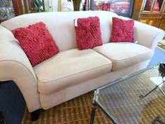 Sofa by ROWE $349.00. - Consign It! Consignment Furniture