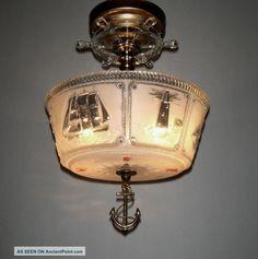vintage_nautical_ships_wheel_anchor_lighthouse_maritime_ceiling_light_fixture_11_lgw.jpg (726×731)