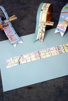 map tape
